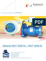 Data Sheet for MUT2200 MC608
