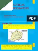1. Clase III_Cuencas Hidrográficas