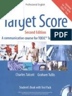 Target Score (Toeic)