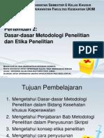 Materi Dasar-dasar metodologi penelitian dan etika penelitian.pdf
