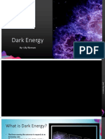 dark 20energy 20presentation 20new