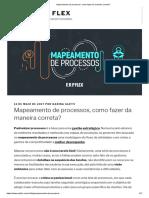 Mapeamento de Processos_ Como Fazer Da Maneira Correta