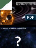 Planetologie