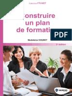 Construire Plan Formation