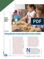 Blocks 21st Century Skills