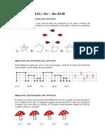 Canguro Matemático - muestra
