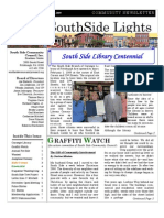 SSCC Fall 2009 Newsletter