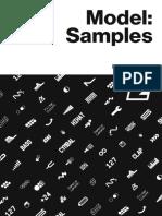 Model Samples User Manual ENG