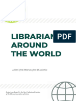 Librarians aroud the world-IFLA