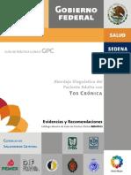 IMSS-470-11 GER Abordaje Diagnostico Del Paciente Adulto Con Tos Cronica