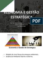 Economia e Gestão Estratégica