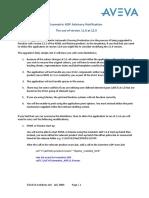 368664390 04 TM 1812 AVEVA Everything3D 1 1 Structural Modelling Rev 1 0 PDF (1)