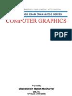 Graphics Exam Guide