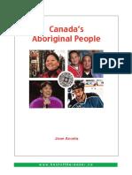 Acosta Canada's Aboriginal People