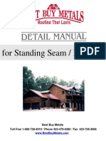 95149178 Standing Seam Installation Guide