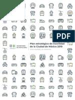 Plan Estratégico de Movilidad 2019