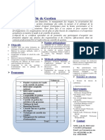 Audit Et Contrôle de Gestion 2015 CASA