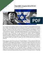 Palestina, Churchill y El Parto de La OTAN