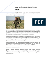 Para Qué Vuelan Las Tropas de Desembarco Rusas a Nicaragua