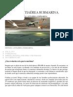 Defensa Antiaérea Submarina