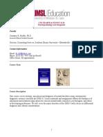 SP19 CNS ED 6070 Syllabus (Boddie)