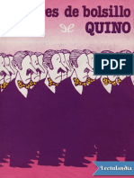 Hombres de Bolsillo - Quino