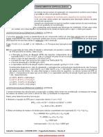 Gabarito Comentado Oficial Enge Quimica Versao A