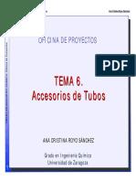 Accesorios de Tubos