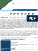 PMP Ecosport