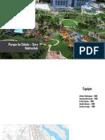 Trabalho -Parque Da Cidade – Sara Kubitschek