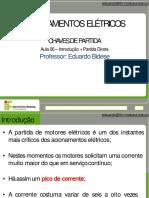 Acionamentos Elétricos - Aula 06 - Introdução + Partida Direta