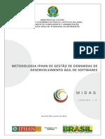 Metodologia Iphan de Gestão de Demandas de Desenvolvimento Ágil de Softwares