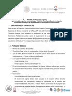 Guía Sugerida Informe Técnico Rp2017