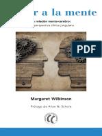 Volver a la mente_ La relación mente-cerebro una perspectiva clínica junguiana - Margaret Wilkinson.pdf