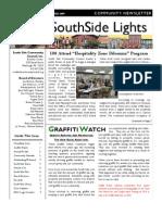 SSCC Summer 2009 Newsletter