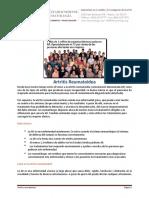 Artritis Reumatoide. PDF