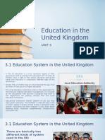 UNIT 3_ Education in the United Kingdom