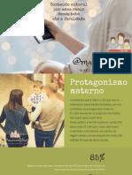 Projeto editorial Mãe Com Filhos 2019