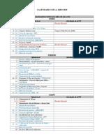 Calendario MBO 2019 - Dic