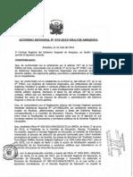 Acuerdo Regional ENA CARLOS BACA FLOR