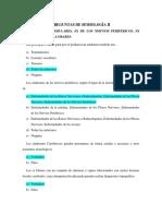 Preguntas de Semiología II