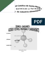 CARBOHIDARTOS quimik 3