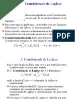 Equações Diferenciais II Laplace1