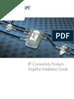 Amplifier Installation II