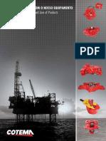 Catalogo Produtos Cotema 2012