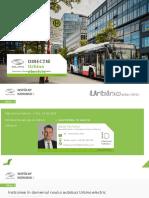 URBINO NU12electric Szkolenie Warsztatu 2018 PL RO