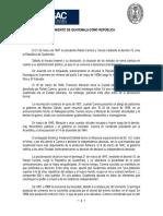 Guatemala Como Republica y Constituciones - Copia