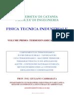 Fisica Tecnica Vol 1 - Complementi Di Termodinamica e Trasmissione Del Calore