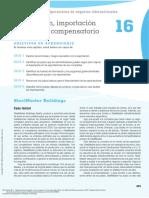 Negocios Internacionales Cómo Competir en El Merca... ---- (Capítulo 16 Exportación Importación y Comercio Compensatorio)