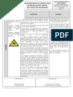 Procedimiento operativo normalizado en caso de incendio.pdf